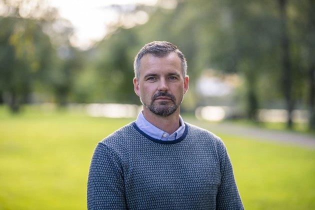 Henrik Nordal, avdelingsdirektør i Lotteritilsynet.