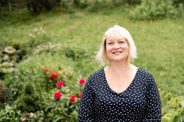 Lena Landsverk Sande, 1. kandidat til stortingsvalet for Møre og Romsdal Venstre