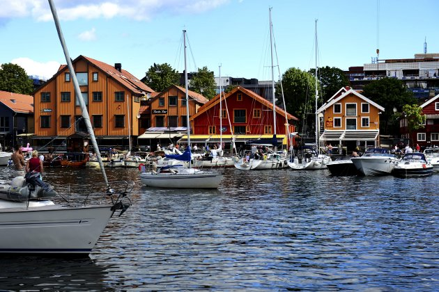 Årsakene til at det nå går veldig bra med Tønsberg er flere. God økonomisk styring i administrasjonen og måtehold i bystyret er en del av forklaringen. Stor innsats fra kommunens ansatte har vært helt vært avgjørende, skriver Rune Sørdalen og Leif Flemming Bakke.