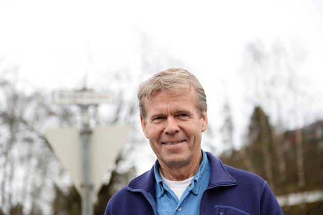 AVTROPPENDE: Biskop Per Arne Dahl takker leserne og Tønsbergs Blads ledelse