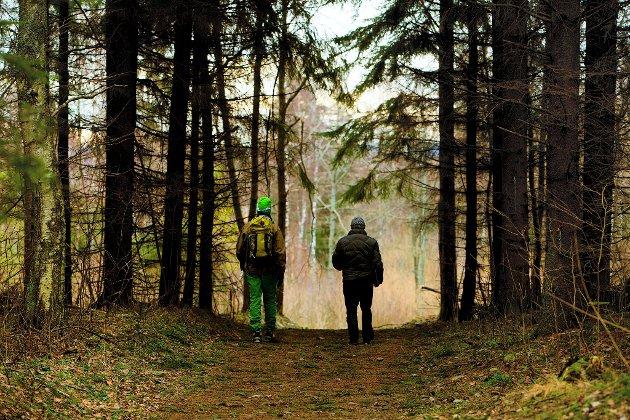 TA GREP: La Tønsberg kommune gi sitt lille bidrag og vise et godt eksempel ved å verne naturen i Essoskogen, skriver Bjørn Struksnes.