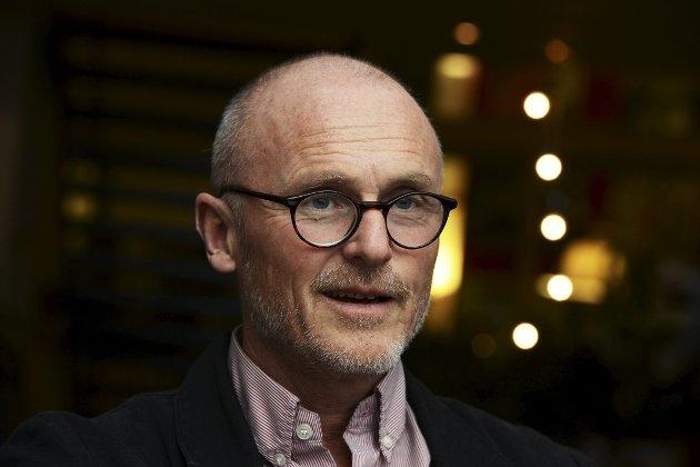 Artikkelforfatter Lars Egeland