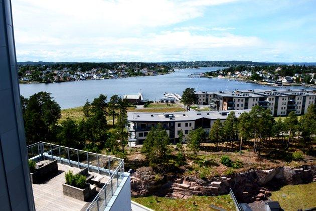 Jarlsø, bolig, utbygging , tårnhus, utsikt