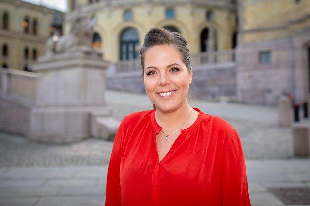 STORTINGSPOLITIKER: Lene Westgaard-Halle (H) representerer Vestfold på Stortinget siden 2017.