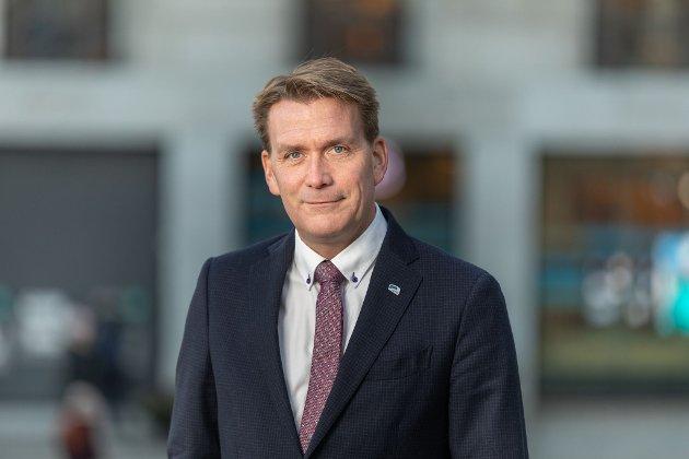 Stortingsrepresentant Kårstein Eidem Løvaas (H)