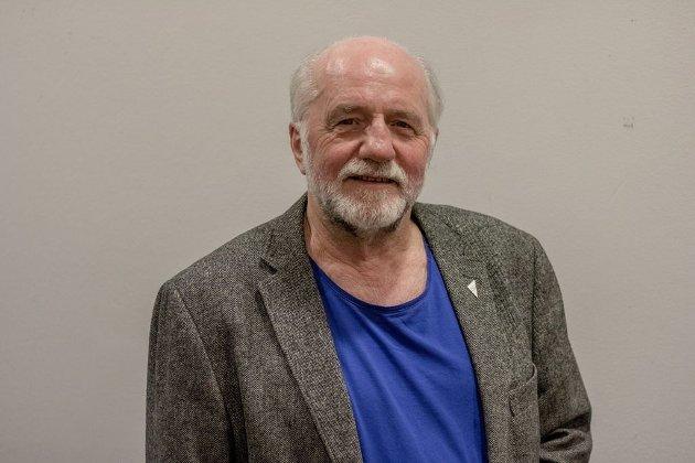 Heming Olaussen, landsstyremedlem i SV og styremedlem i Vestfold Nei til EU
