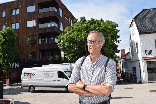 Øyvind Løken mener det er noe som skurrer i Hjemseng-saken.
