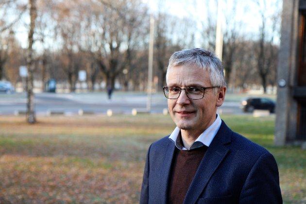 Torbjørn Furulund, bransjedirektør for helse og velferd i NHO Service og Handel.
