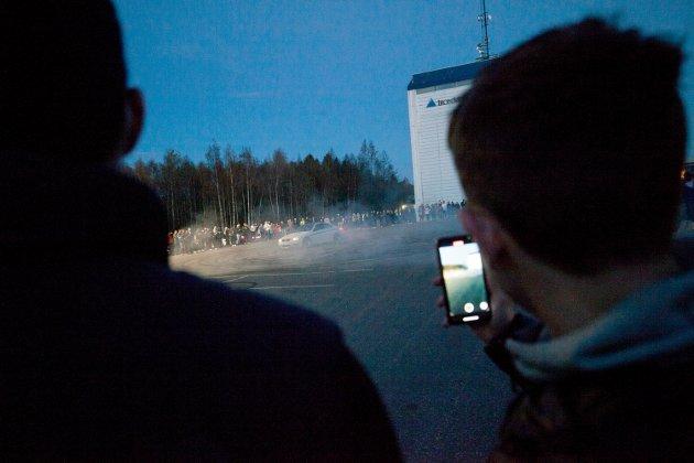 TØNSBERG/VESTBY 20210501.  Rånere fra Borgeskogen på treff i Vestby.   Foto: Peder Gjersøe