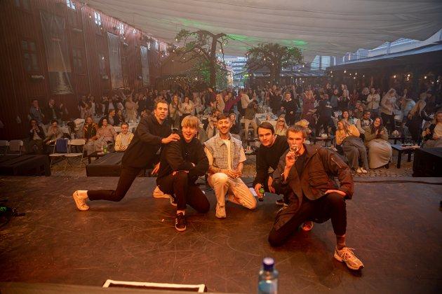 Konsert med Ruben i Foynhagen lørdag 22. mai. (Foto: Per Christian Hestnæs)