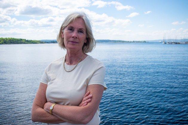 BEKYMRET: Farene ved å ferdes til sjøs med promille er underkommunisert, mener Elisabeth Fjellvang Kristoffersen.