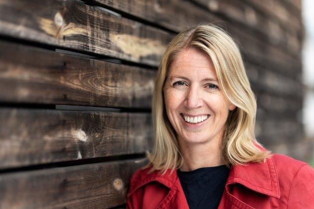 Mina Gerhardsen, generalsekretær i Nasjonalforeningen for folkehelsen