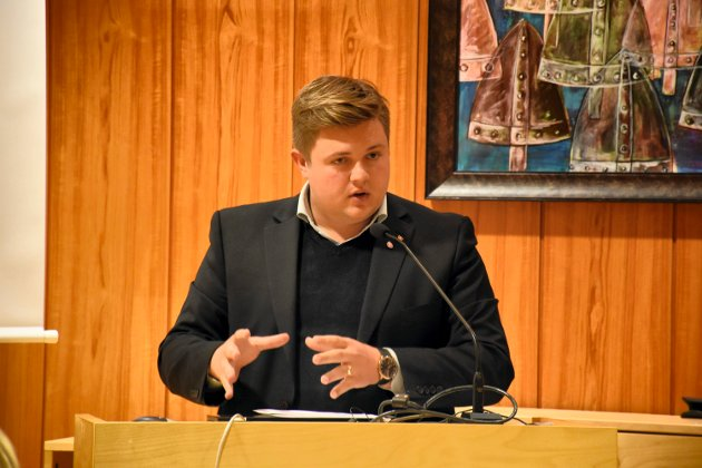 Arild Pedersen (Ap) gruppeleder i Verdal