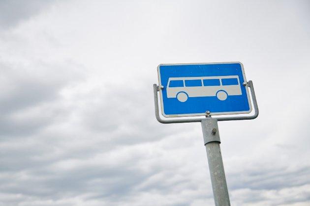 Busstilbudet blir ikke godt nok i distriktene, mener forfatterne. Foto: Johan Arnt Nesgård