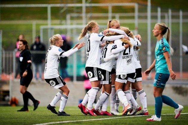 Jeg kan knapt tenke meg et norsk lag med flere typer. Og det beste av alt: Det er typer som står til hverandre, de fremhever hverandres beste ferdigheter, skriver Otto Ulseth om Rosenborg kvinner.