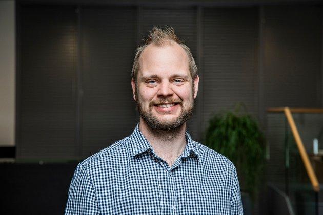 Mímir Kristjánsson, bystyrepolitiker for Rødt i Stavanger og medlem av Ytringsfrihetskommisjonen