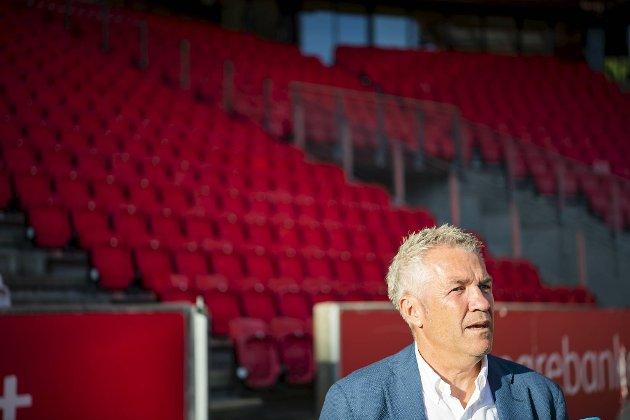 Kåre Ingebrigtsen er Branns nye trener. BAs Tormod Bergersen mener det er et trygt valg.