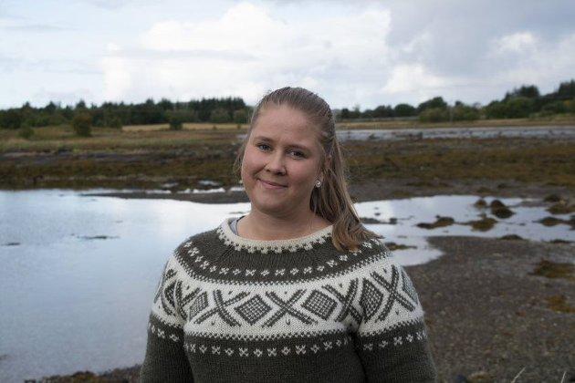 Dorthea Elverum, ingdomskandidat Senterpartiet i valgdistrikt Nord-Trøndelag