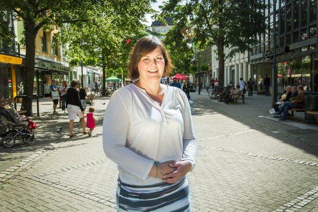 Målet er å gjøre Trondheim til en enda bedre by å vokse opp, studere og leve i. Slik jobber vi hver eneste dag, selv om dette ikke er like interessant for mediene å skrive om, skriver fem lokallagsledere i Arbeiderpartiet. Her Heidi Linge,  leder av Charlottenlund og Brundalen arbeiderlag.