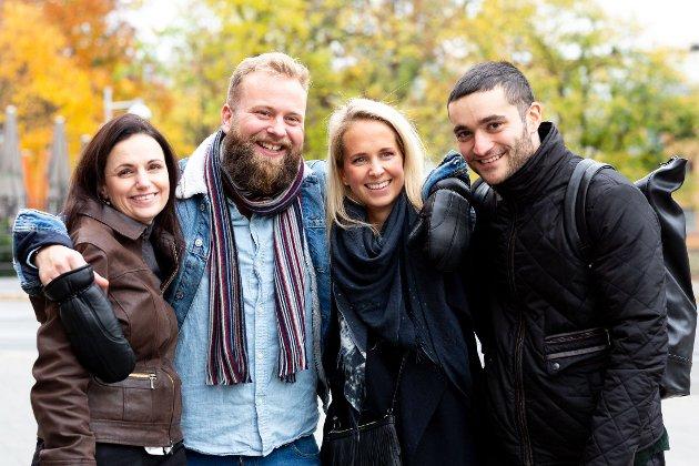 Én av tre i Steinkjer har vært bekymret for en venns alkoholbruk, skriver innleggsforfatterne.