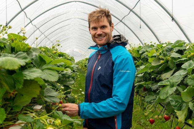 Nils Kristen Sandtrøen, landbrukspolitisk talsperson i Arbeiderpartiet. Foto Marte Kristiansen, Arbeiderpartiet