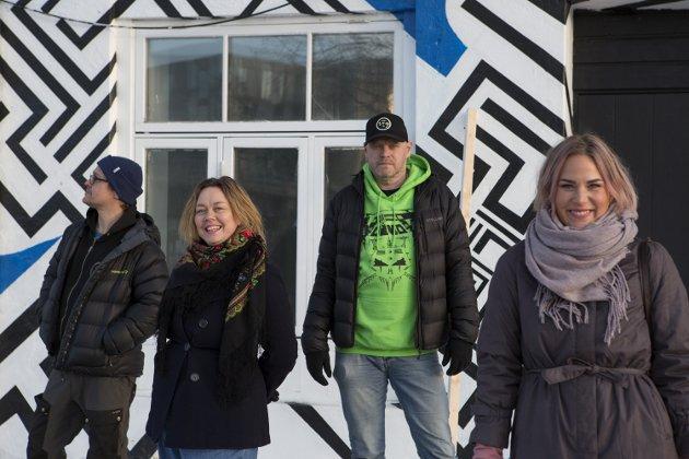 Kom igjen da kommunen! Vær litt «åpen, kompetent og modig»! Følg opp vedtakene, skriver fire beboere på Svartlamoen.