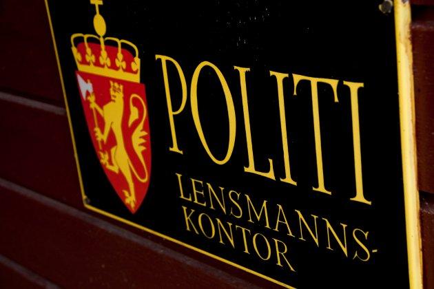 Lensmannskontor, politi