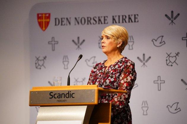 Kirkevalg samtidig med offentlige valg skaper økt engasjement og en bredere folkekirke, skriver Kristin Gunleiksrud Raaum i sitt svar til Human-Etisk Forbund.