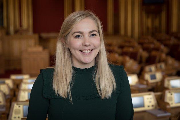 Nå er det på tide at Aps fylkesordfører, Tore O Sandvik svarer på om AP åpner for å legge ned Nye Veier, skriver Mari Holm Lønseth (H).