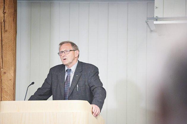 Jostein Trøite (SV)