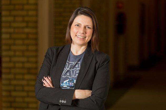 Heidi Nordby Lunde (H) slår et slag for kapitalfeminisme.