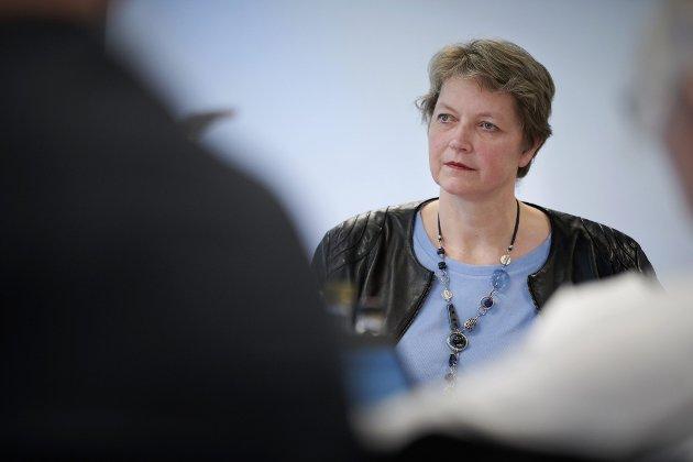 Hanne Solheim Hansen, rektor ved Nord universitet.