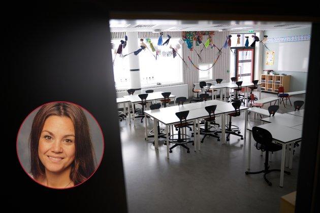 GIR IKKE MENING: Det gir ikke mening at 7. klasse ikke får ha skoleavslutning, skriver Linn Siri Sund Hermann (innfelt) – mor til en 7. klassing som ikke får arrangere skoleavslutning.