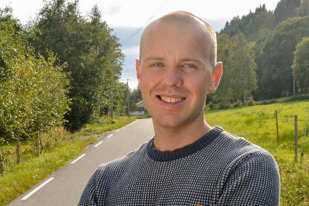 Alfred Olav Fonn i Trøndelag KrFU ønsker å løse problemer knyttet til overforbruk.