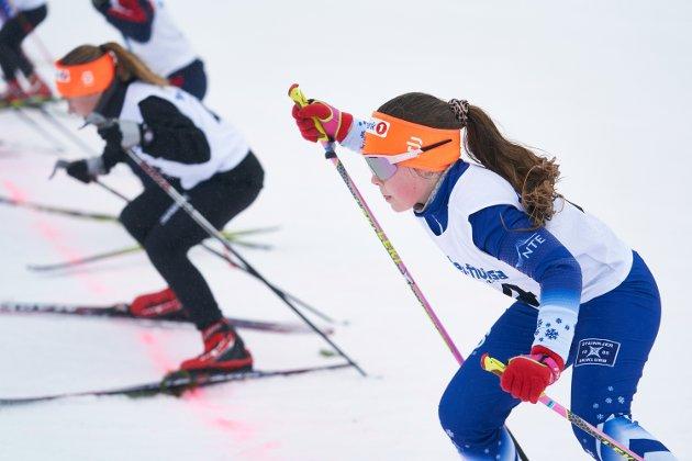 Vilde Lovise Haldorsen Rochmann, Steinkjer Skiklubb.
