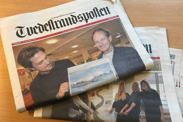 Håkon Haugland stiller i dette leserinnlegget blant annet spørsmål ved befolkningstall som har vært presentert i Tvedestrandsposten.