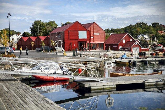 Jan Roger Ekedal (Xtra-Lista) mener det er en tragedie at Lyngørfjorden Kystkultursenter på Gjeving er med i avtalen om salg av Lyngør skole. (Arkivfoto)