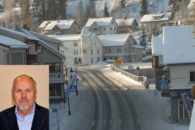 Omkjøringsveg: – Vi må samlet klare å overbevise om at samfunnsnytta av å få trafikken ut av sentrum på Fagernes er så stor at dette prosjektet må prioriteres, skriver Eivind Brenna.