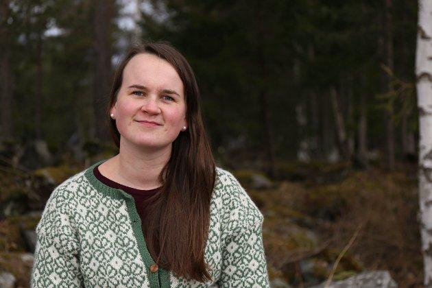 Marit K. Strand, stortingsrepresentant (Sp)