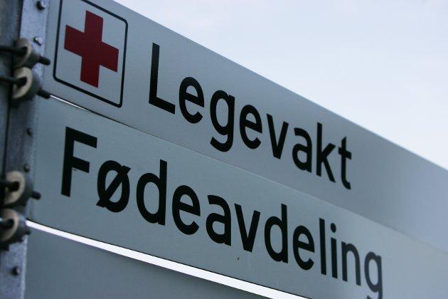 Nedlegging: Hvor mange sykehus skal legges ned?