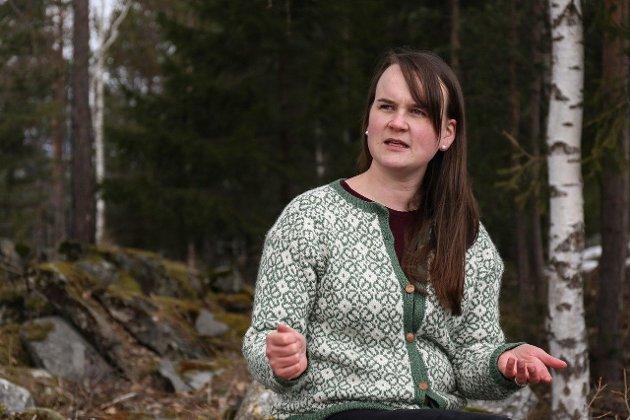 Marit Knutsdatter Strand, stortingsrepresentant og - listekandidat