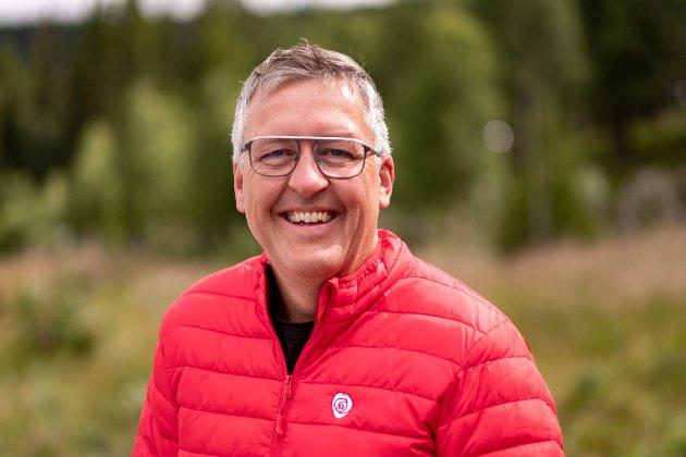 Rune Støstad, stortingskandidat for Arbeiderpartiet i Oppland.
