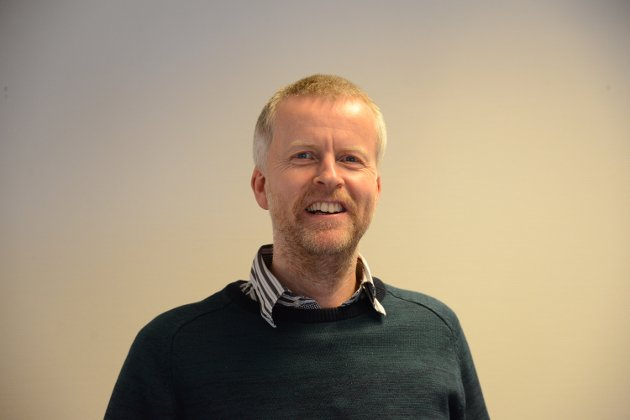Journalist Sigbjørn Høidalen