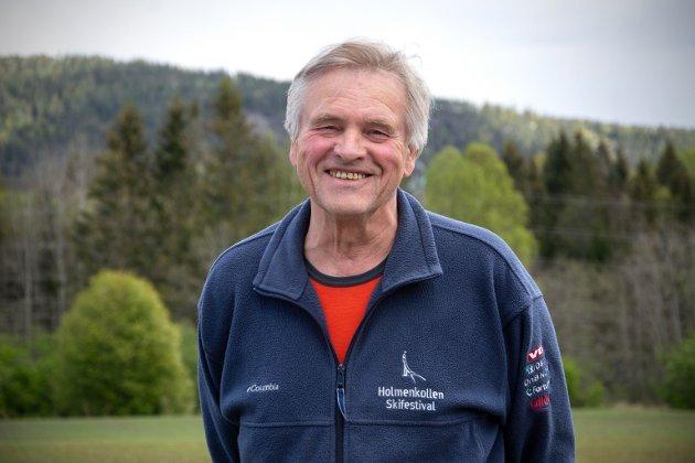 LOGOEN ER SAKEN: - Når fotoet av skuespilleren i naziuniform blir tilført logoen til et politisk parti, blir jeg opprørt, skriver Kjell Petter Pettersen.