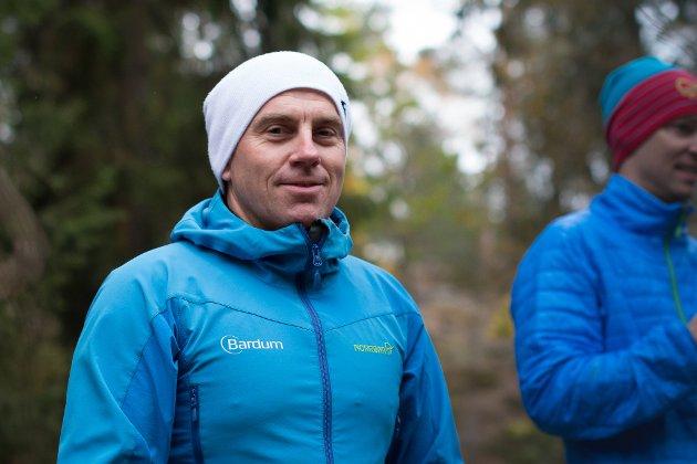 Deør Challenge gikk av stabelen i Son søndag med arrangør Arild Vegstø på plass.
