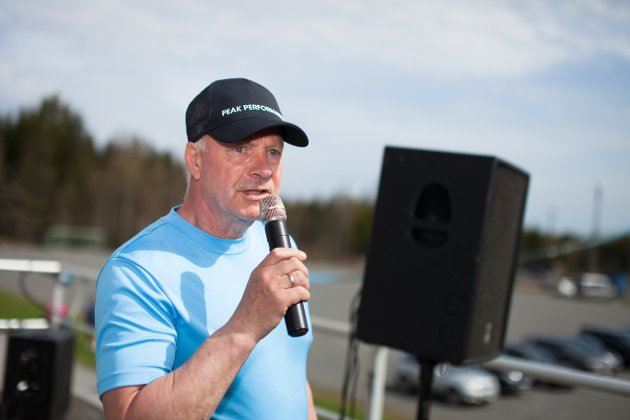 Den første utgaven av Vestbyløpet ble en eneste stor fest. Over 200 deltagere møtte opp og var med på løpet.