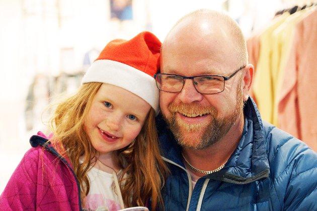 Mia og Viggo: – Hos oss går det i ribbe til jul.