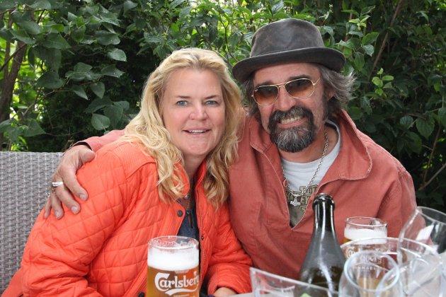 Linda Jakobsen og Lars Petter Jakobsen