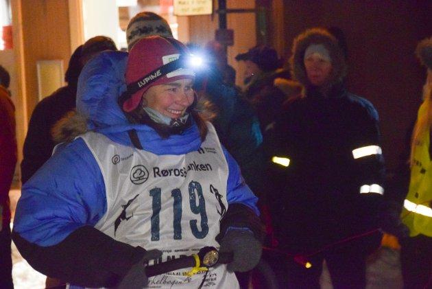 Bente Sofie Alhaug, Oslomarka Trekkhundklubb.