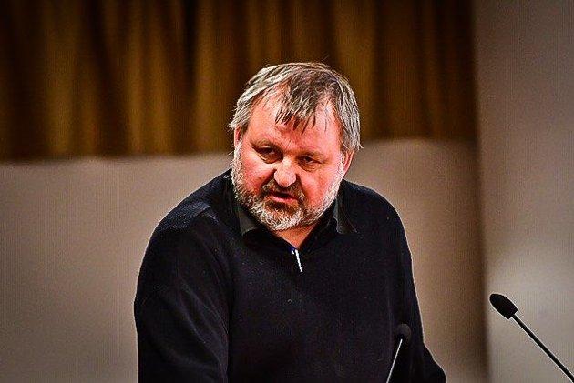 Einride Berg, direktør i SiÅs